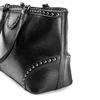 Borsa a spalla con borchie bata, nero, 961-6109 - 15