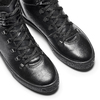 Sneakers alte da uomo north-star, nero, 841-6108 - 15