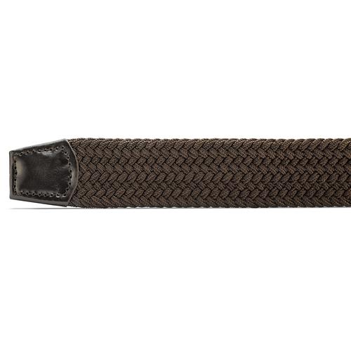 Cintura intrecciata da uomo bata, marrone, 959-4124 - 16