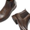Chelsea Boots in pelle da uomo bata, marrone, 894-4152 - 19