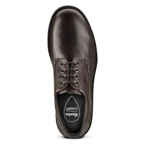 Scarpe stringate Comfit da uomo, marrone, 844-4725 - 15