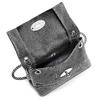 Minibag argento con tracolla bata, 969-2194 - 16
