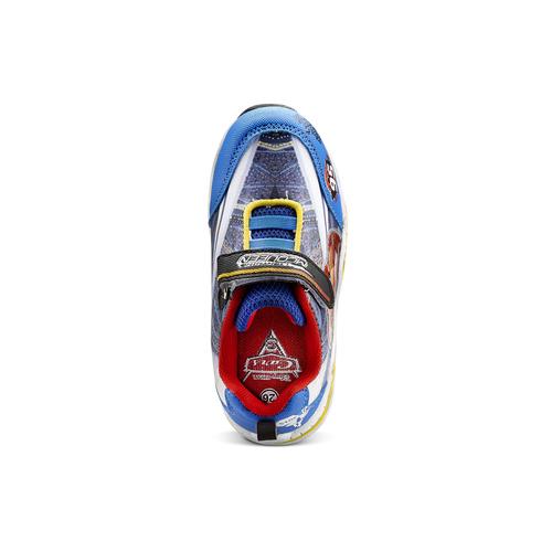 Scarpe Cars con strap cars, blu, 211-9185 - 15