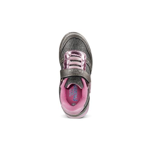Sneakers Frozen con glitter frozen, grigio, 229-2206 - 15