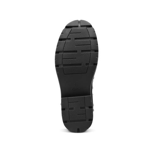 Chelsea Boots da bambina mini-b, nero, 399-6409 - 17