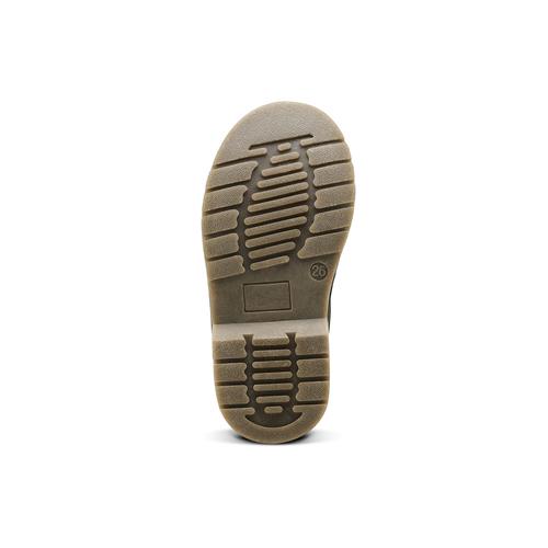 Scarpe allacciate bimbo mini-b, nero, 211-6186 - 17