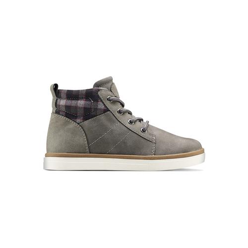 Sneakers alla caviglia da bambino mini-b, grigio, 291-2172 - 26