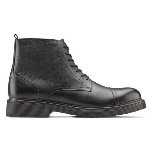 Combat boots da uomo bata, nero, 894-6728 - 26