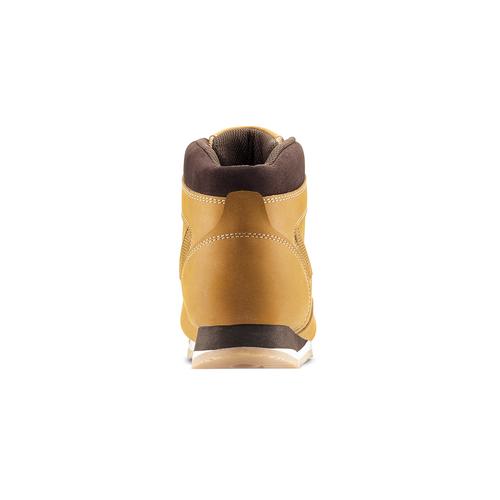 Stivaletti Outdoor donna bata, giallo, 591-3280 - 16