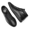Sneakers da uomo in pelle bata, nero, 844-6116 - 19