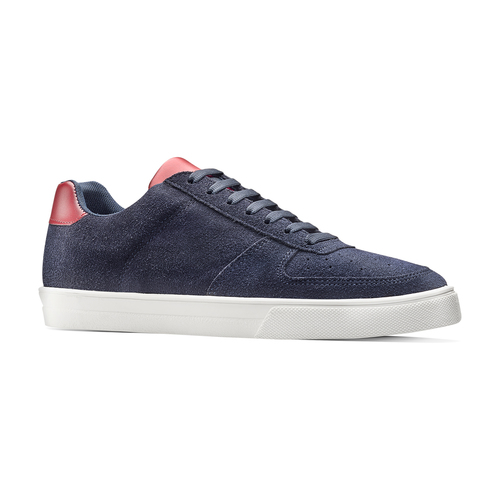 Sneakers da uomo north-star, blu, 843-9126 - 13