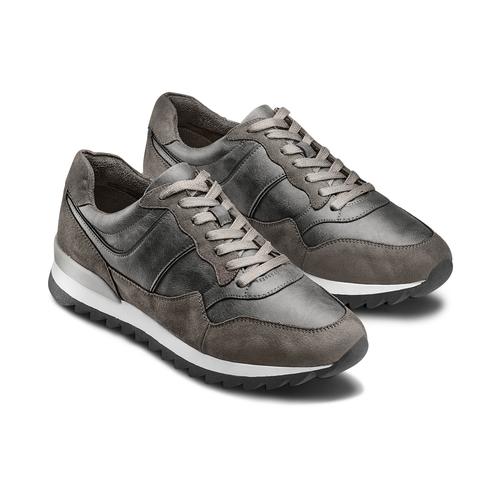 Sneakers da uomo north-star, 841-2738 - 16