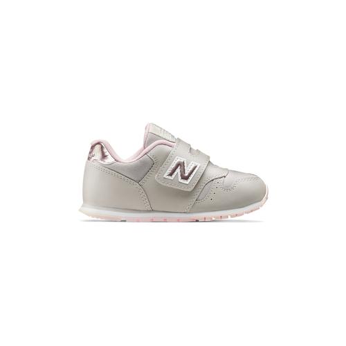 Sneakers New Balance da bambino new-balance, beige, 101-2373 - 26