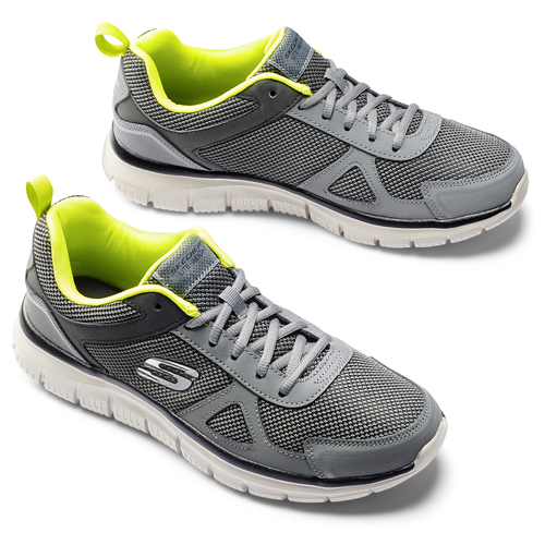 Sneakers Skechers da uomo skechers, grigio, 809-2331 - 19