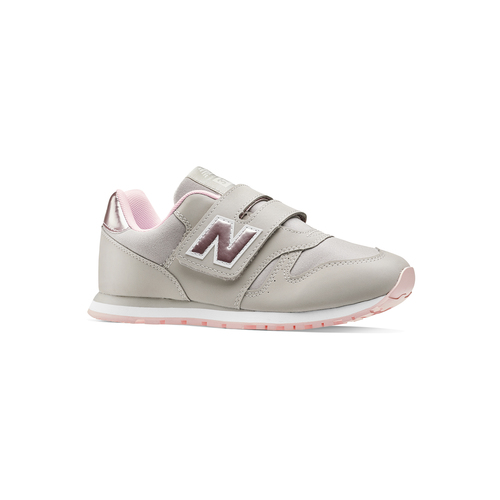 Sneakers New Balance bambini new-balance, beige, 301-2373 - 13