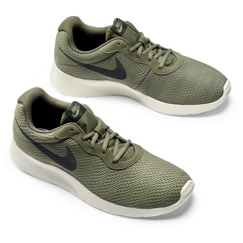 Sneakers Nike da uomo nike, verde, 809-7757 - 19