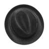 Cappello a tesa larga bata, nero, 909-6674 - 26
