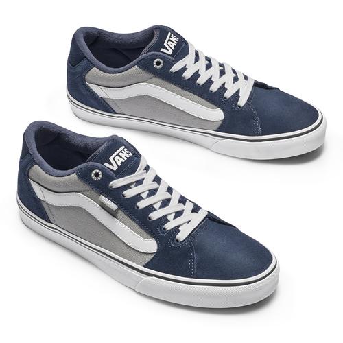 Sneakers Vans da uomo vans, blu, 803-9204 - 19