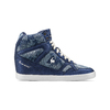 Sneakers Le Coq Sportif con zeppa le-coq-sportif, blu, 503-9149 - 26
