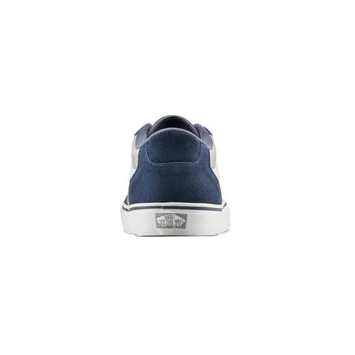 Sneakers Vans da uomo vans, blu, 803-9204 - 16