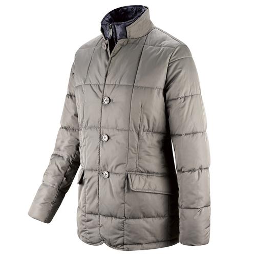 Giubbotto da uomo con giacca removibile bata, grigio, 979-2141 - 16