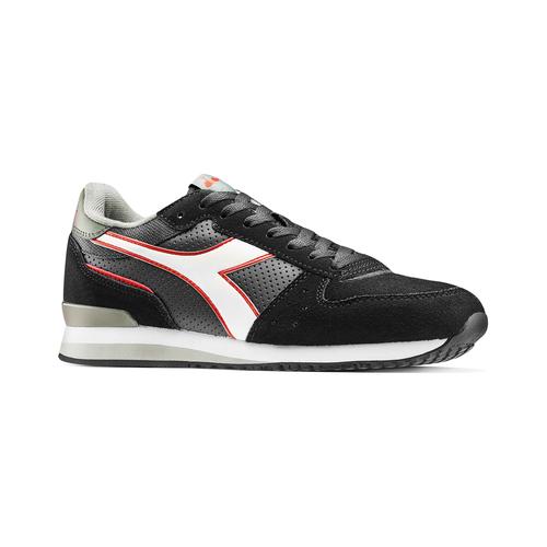 Sneakers Diadora da uomo diadora, nero, 801-6342 - 13