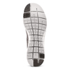Sneakers Skechers in pelle skechers, nero, grigio, 806-2327 - 17