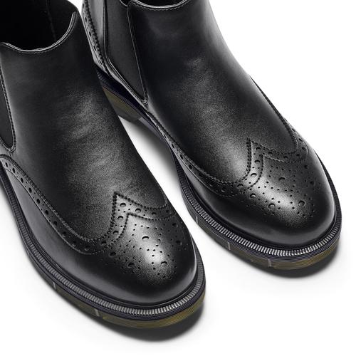Chelsea Boots da uomo bata, nero, 891-6187 - 15