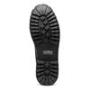 Scarponcini con lacci da uomo weinbrenner, nero, 896-6160 - 17