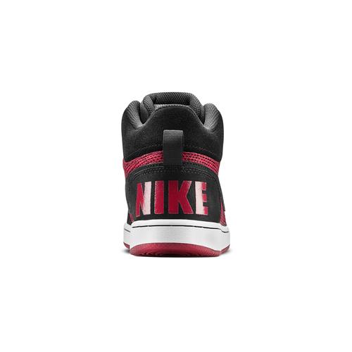 Nike Court Borough Mid da ragazzo nike, rosso, 401-5405 - 16