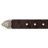 Cintura da donna con doppia fibbia bata, marrone, 951-4131 - 16