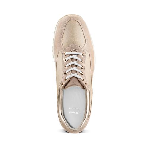 Sneakers alla caviglia da donna bata, 523-8306 - 17