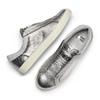 Slip on da donna bata, argento, 541-2163 - 26