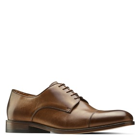 Stringate Made in Italy bata-the-shoemaker, marrone, 824-4343 - 13