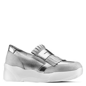 Sneakers con frange bata, 614-2131 - 13