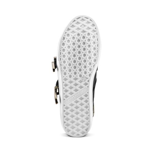 Sneakers EMMA bata, nero, 541-6193 - 19