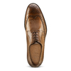 Stringate con dettagli Brogue bata-the-shoemaker, marrone, 824-4342 - 15