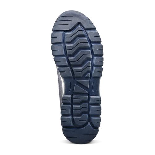 Sneakers sportive da uomo bata, blu, 841-9151 - 17