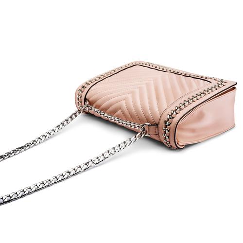 Tracolla rosa con dettaglio catena bata, 961-8275 - 17
