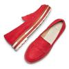 Mocassini in microfibra da donna bata, rosso, 519-5209 - 26