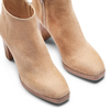 Ankle Boots in suede bata, 793-8250 - 17