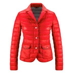 Piumino da donna bata, rosso, 979-5182 - 13