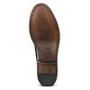 Mocassini in vernice da uomo bata-the-shoemaker, nero, 814-6117 - 17