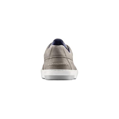 Sneakers da uomo bata, beige, 846-2146 - 16
