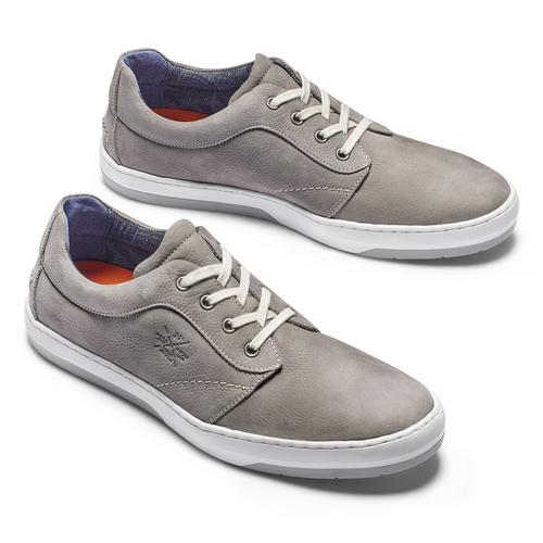 Sneakers da uomo bata, beige, 846-2146 - 19