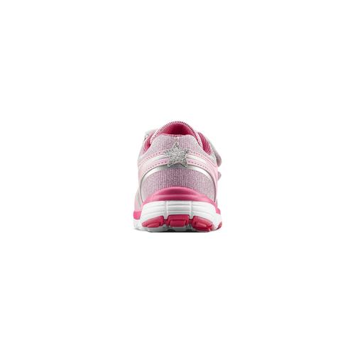 Sneakers basse rosa mini-b, 229-5220 - 16