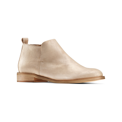 Ankle Boots in pelle scamosciata bata, 593-8703 - 13