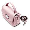 Borsa a mano con tracolla removibile bata, rosa, 961-5225 - 17