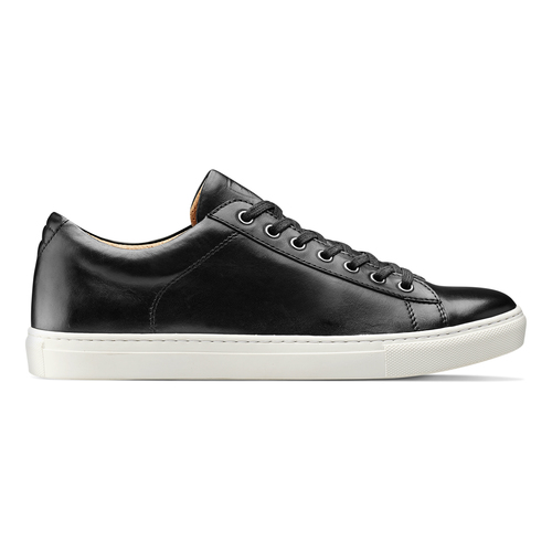 Sneakers Atletico in pelle atletico, nero, 844-6156 - 26