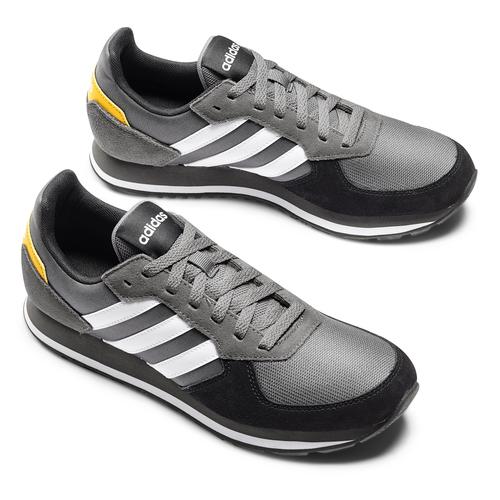 Adidas 8K da uomo adidas, grigio, 809-2369 - 26